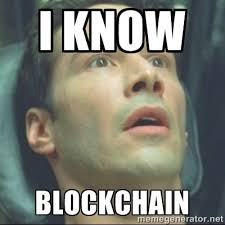 The Matrix Meme - neo from the matrix masters the blockchain meme linkreply