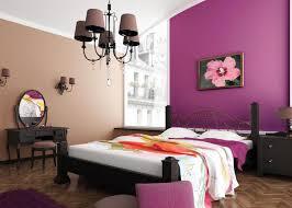 peinture violette chambre peinture murale quelle couleur choisir chambre à coucher