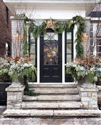 Curb Appeal Front Entrance - eye me staged creating winter curb appeal