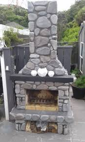 656 Best Outdoor Fireplace Pictures by Outdoor Fires Backyard Fireplace Wellington Bbq Fire Place