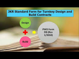 design and build contract jkr group 4 contract documents youtube