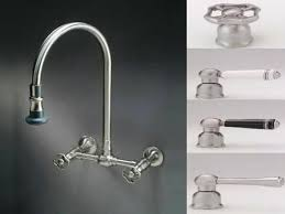 Wall Mounted Kitchen Faucet by Wall Mounted Faucets Bathroom Sink U2014 The Homy Design