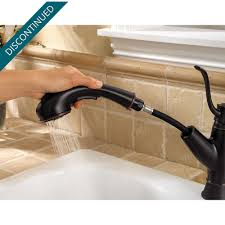 tuscan bronze picardy 1 handle pull out kitchen faucet 534 7rdy