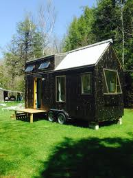 jones u0027 tiny house a 190 square feet tiny house on wheels in