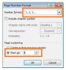 cara membuat nomor halaman yang berbeda di word 2013 cara membuat penomoran halaman yang berbeda di microsoft word 2010