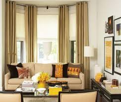 Modern Bay Window Curtains Decorating 50 Cool Bay Window Decorating Ideas Shelterness