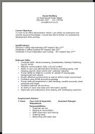 Food Prep Resume Example by Resume Template Nz Free Excel Templates