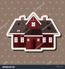 building house theme elements stock vector 267797789 shutterstock