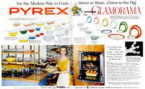 a pyrex thanksgiving mid century living