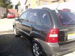 nov 2007 kia sportage 4x4 crdi xs 6 speed choice of three in