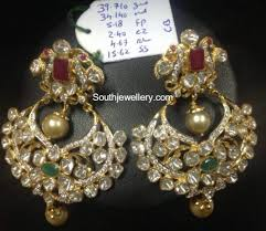 pachi earrings pachi earrings jewelry designs jewellery designs