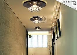 Hallway Light Fixtures Ceiling Small E26e27 White Glass Shade Hallway Ceiling Lights Ceiling