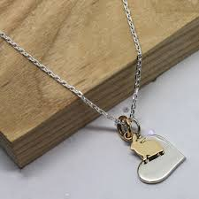 handmade silver necklace images Handmade sterling silver necklace jpg