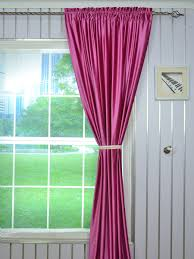 Pink And Purple Curtains 63 Inch 96 Inch Whitney Pink Red And Purple Blackout Grommet