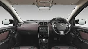 nissan india 2017 nissan terrano facelift launched prices in india start from
