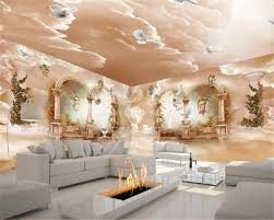 House Theme Compare Prices On Luxury House Wallpaper Online Shopping Buy Low
