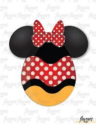 minnie mouse easter egg instant minnie mouse easter egg by flavoursdesign etsy