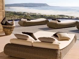 chaise longue ext rieur mobilier extérieur design 60 chaises longues et lits de jardin