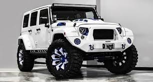 jeep wrangler pics this stormtrooper of a jeep wrangler is 60 000 worth of overkill