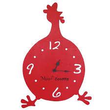 horloge de cuisine design horloge de cuisine design horloge cocotte bruit de cadre