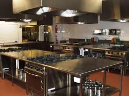Comercial Kitchen Design by Concept A Commercial Kitchen In A Residential Space Functional