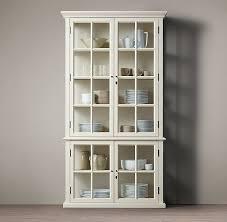 restoration hardware china cabinet hton casement cabinet restoration hardware pretty and simple