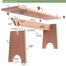 Knock Down Shooting Bench Plans Plans To Diy A Nice Larping Camping Bench That U0027s Easy To Break