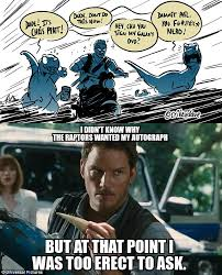 Chris Pratt Meme - showing my new meme off again of my spirit animal chris pratt