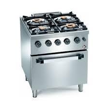 fourneaux de cuisine fourneau professionnel à plusieurs feux de cuisine à gaz ou électrique