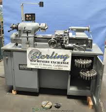 11 u2033 x 18 u2033 used hardinge toolroom lathe sterling machinery