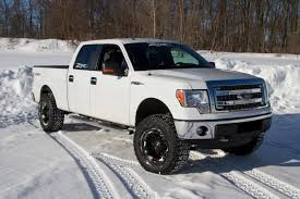 ford lifted 2014 f150 zone 4 u0027 u0027 lift kit by zone offroad products