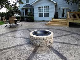 Outdoor Firepit Building An Outdoor Firepit Fireplaces Firepits How To