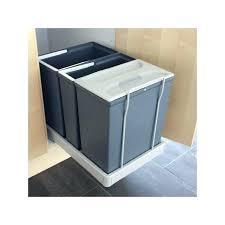 poubelle cuisine conforama poubelle de cuisine inox coulissante de tri slectif poubelle de