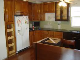 brown kitchen cabinets with black countertop others extraordinary