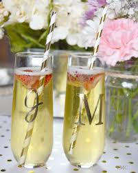 stemless champagne flutes stemless champagne glass