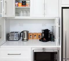 40 appliance storage ideas for smaller kitchens removeandreplace com