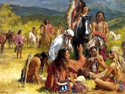 what really happened on thanksgiving when the native american indians first met the european settlers