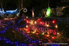 christmas house lights thoroughbred st christmas lights in rancho cucamonga california