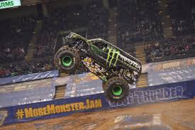 monster truck show wichita ks monster trucks us bank arena u2013 atamu