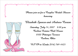 couples wedding shower invitation wording bridal shower invitations couples wedding shower invitations