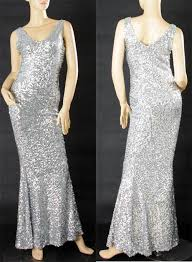 bling real photo silver bridesmaid dresses cheap long red sequin