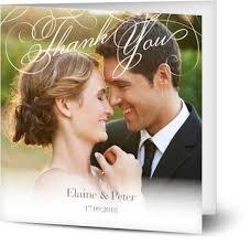 wedding thank you cards wedding thank you cards w photos 48hr delivery optimalprint uk