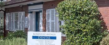 home roseville avenue dental