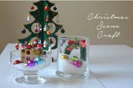 Christmas Decor Cheap by Diy Christmas Scene Decoration Cheap U0026 Easy Christmas Decor