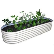 raised garden beds for sale aquaplate 0 65m raised oval garden bed 1 2m wide