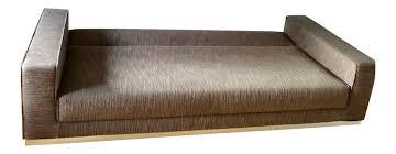 design within reach sofas design within reach havana sleeper sofa chairish