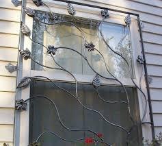 Decorative Windows For Houses Best 25 Window Security Ideas On Pinterest Window Bars Window