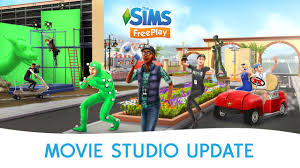 the sims freeplay movie star update official trailer youtube