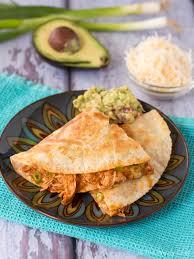 Need A Dinner Idea Enchilada Chicken Quesadillas The Weary Chef