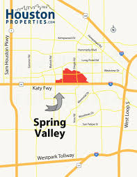 Harris County Zip Code Map by Spring Valley Houston Maps Neighborhood Guide By Paige Martin